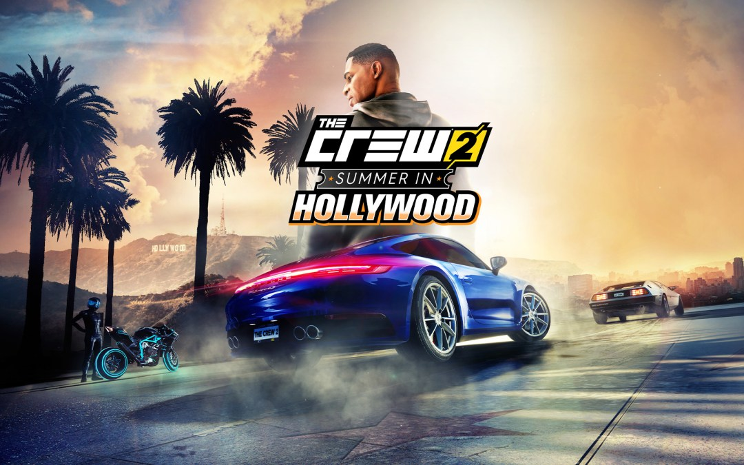 The Crew 2's Summer in Hollywood will be Available Tomorrow