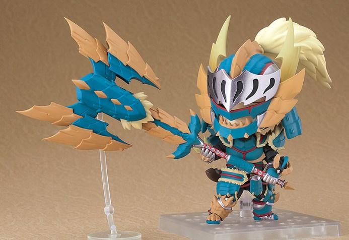 nendoroid zenogre armor 7