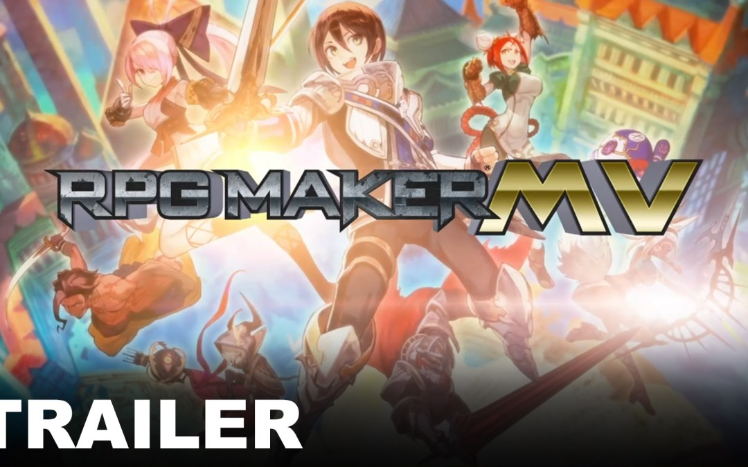 RPG Maker MV for Nintendo Switch and PS4 will Release in September 2020