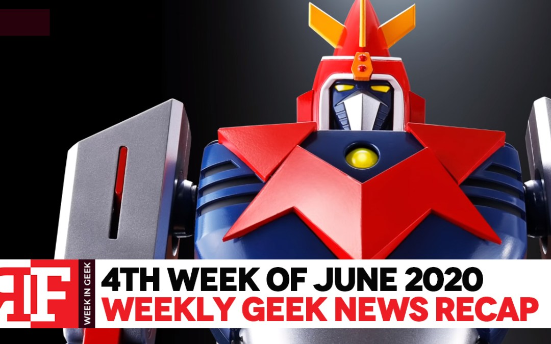 Week in Geek: Week 4 – July 2020