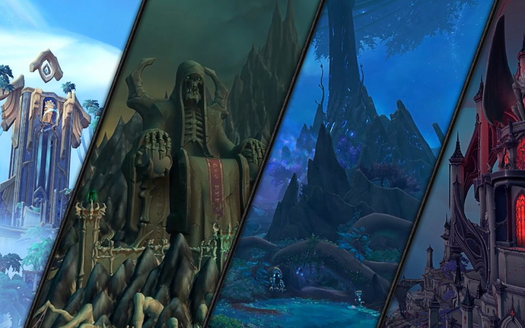 Seek Your Fate in World of Warcraft's Shadowlands