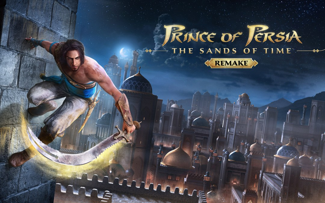 The Prince is Back in Prince of Persia: The Sands of Time Remake