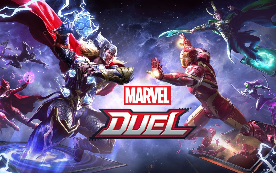 More Details on the New Marvel Duel Game