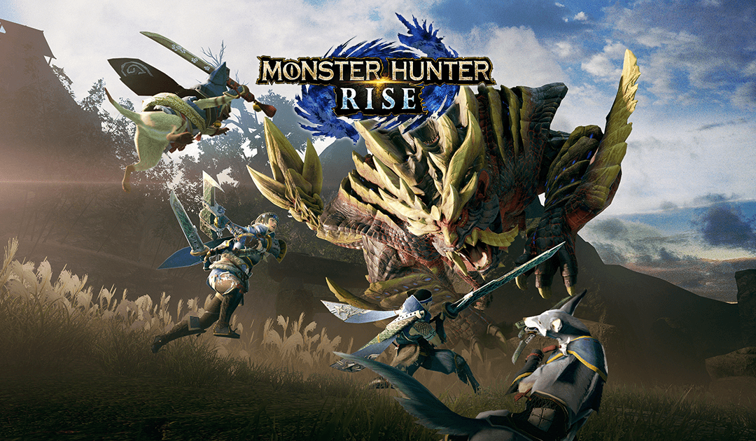Check Out These Monster Hunter Rise Japanese Commercials