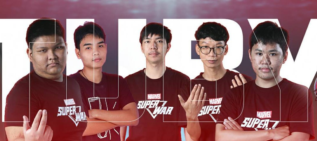 Thailand's Top MARVEL Super War Teams Gear Up for Top Clans 2020