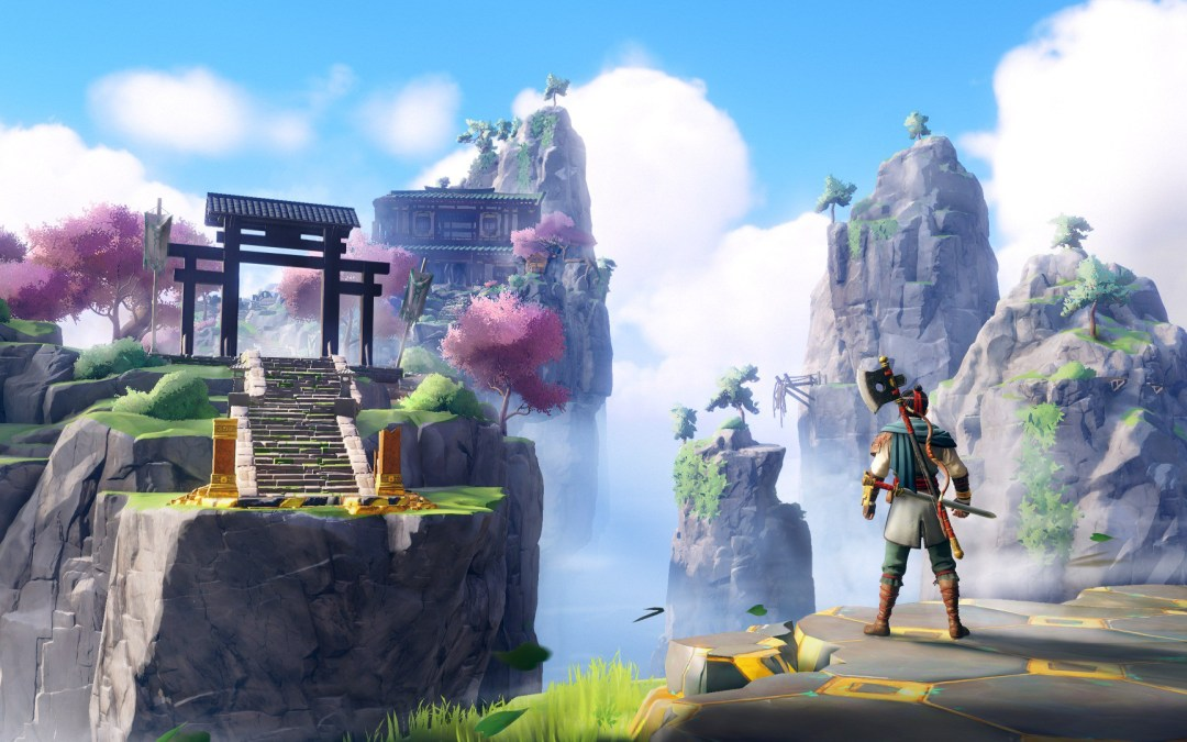 Ubisoft Details Immortals Fenyx Rising Post-Launch Plan