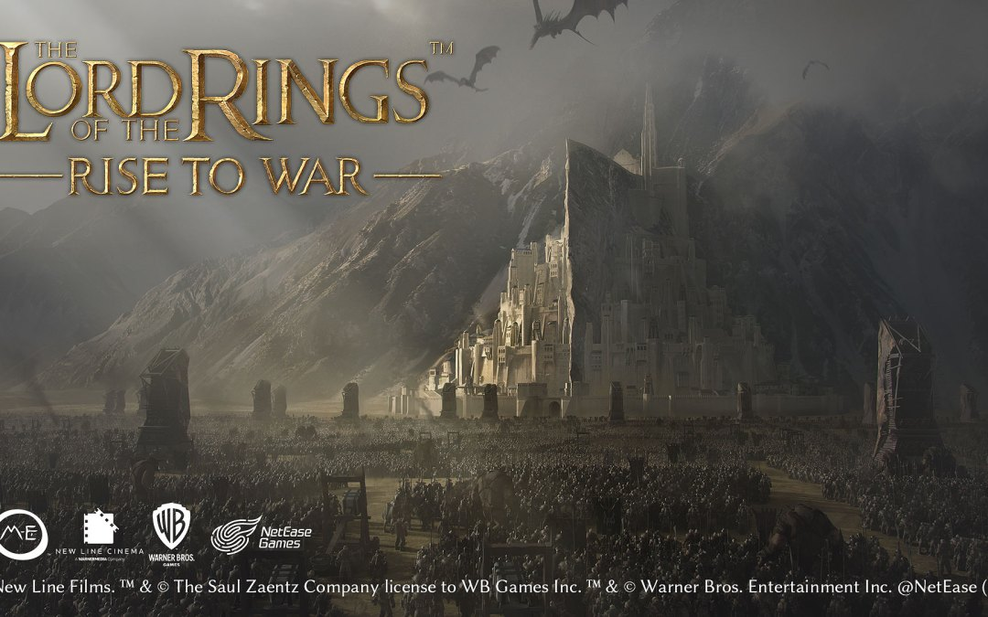 NetEase Games Announces Closed Beta Test for  The Lord of the Rings: Rise to War in Australia, Canada and the Philippines