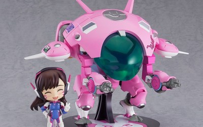 Good Smile Company Finally Reveals the Nendoroid MEKA from Overwatch