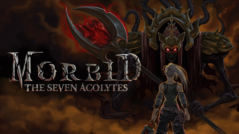 Brutal gothic RPG Morbid: The Seven Acolytes is out now on PC and consoles