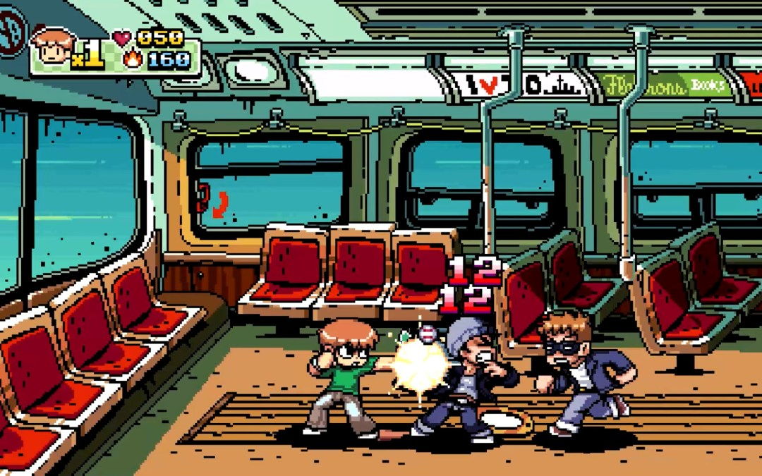 Scott Pilgrim Vs. The World: The Game – Complete Edition is Now Available