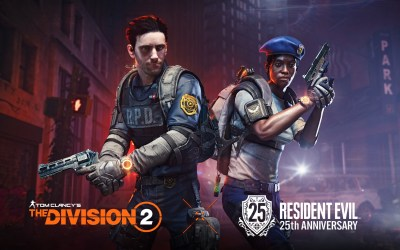 Tom Clancy's The Division 2 Celebrates Resident Evil's 25-Year Anniversary with Themed Apparel Event