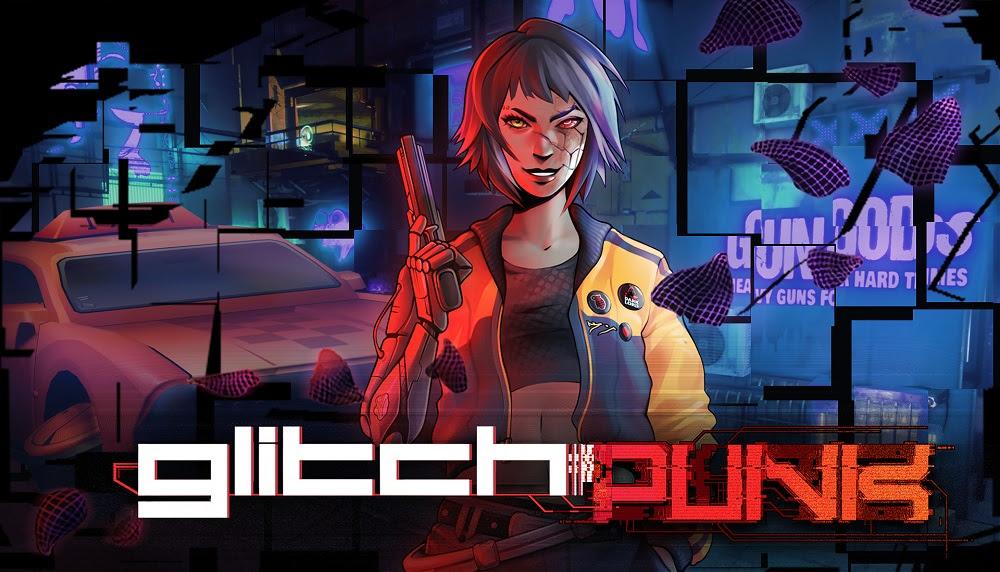 Daedalic Entertainment Reveals Glitchpunk – Cyberpunk Aesthetic Meets Gritty GTA 2 Style Action