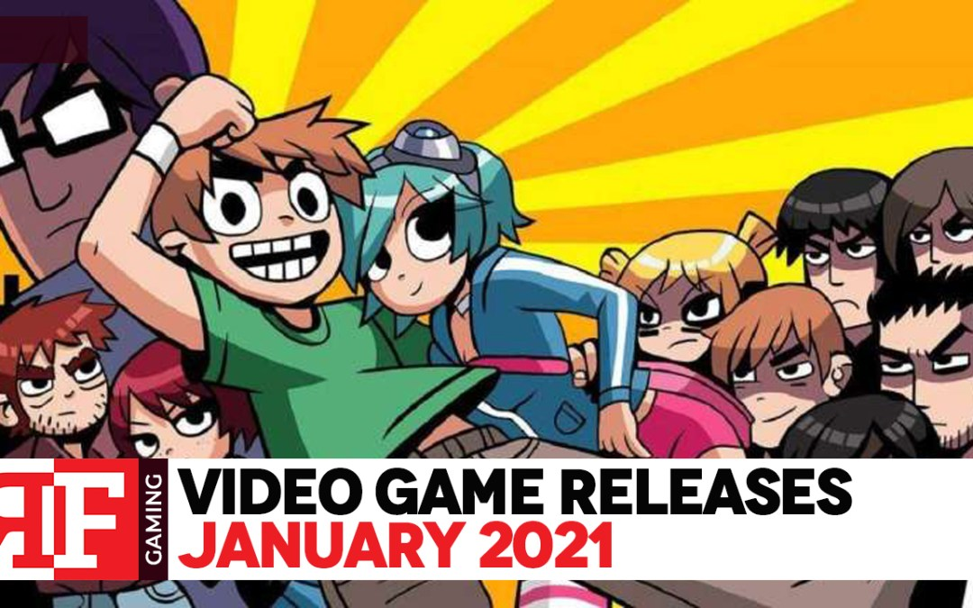 Video Game Release Schedule – January 2021