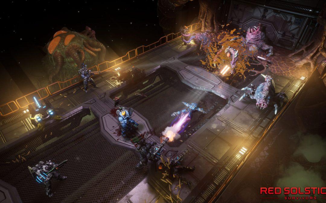 Red Solstice 2: Survivors Blasts onto Steam PC
