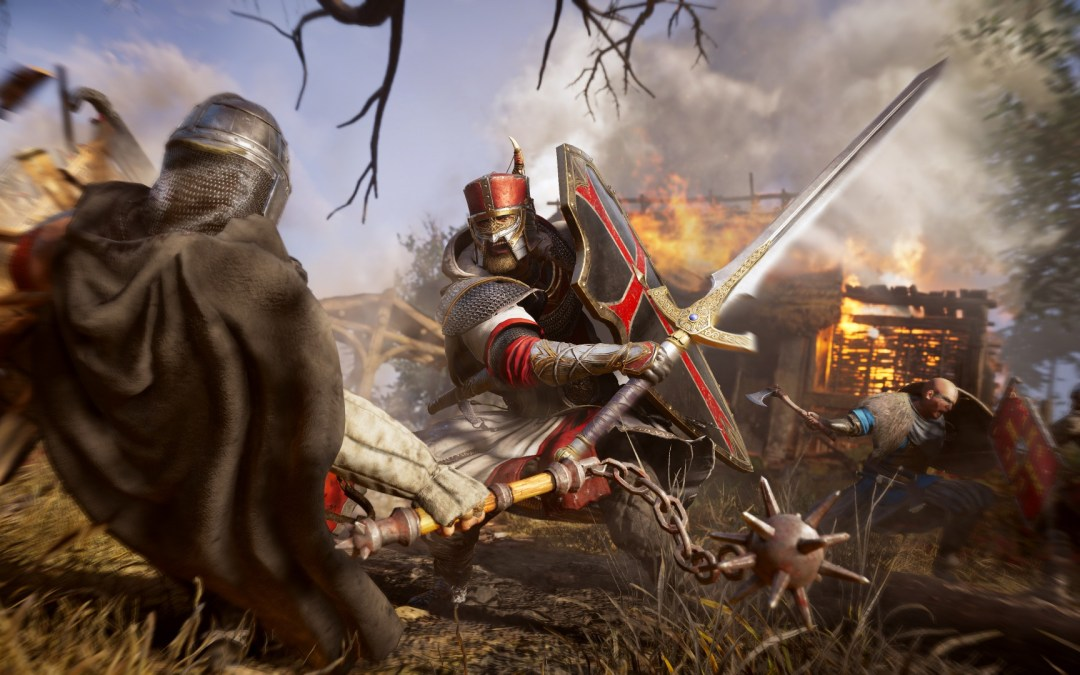 Assassin's Creed Valhalla's Yule Season Update Introduces New River Raids Game Mode
