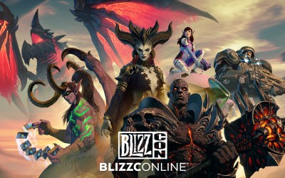 Blizzard Entertainment Celebrates 30 Years with Its Global Community—and New Adventures Soon to Come—at BlizzConline