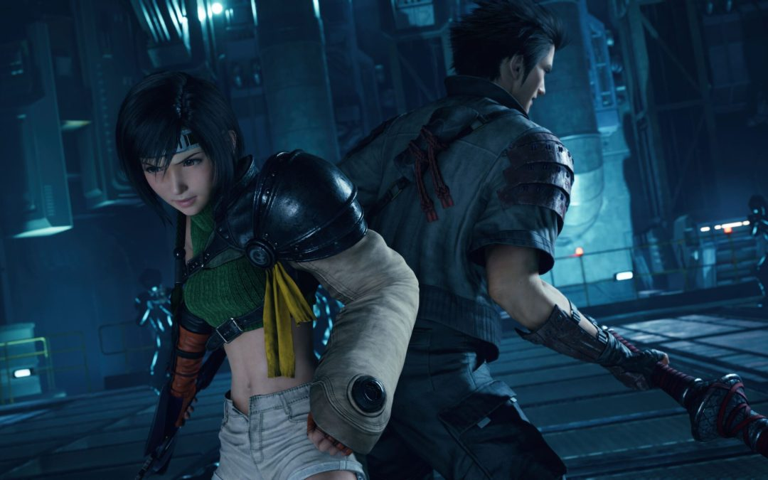 Final Fantasy VII Remake Intergrade Announced for the PlayStation 5 plus other FFVII Mobile Games