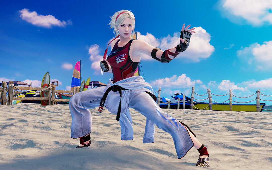 TEKKEN 7 New Character Lidia Sobieska is Now Available