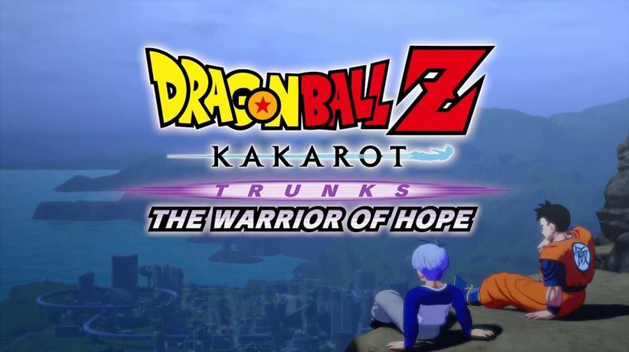 Dragon Ball Z: Kakarot's TRUNKS – Warrior of Hope DLC is Coming This Summer