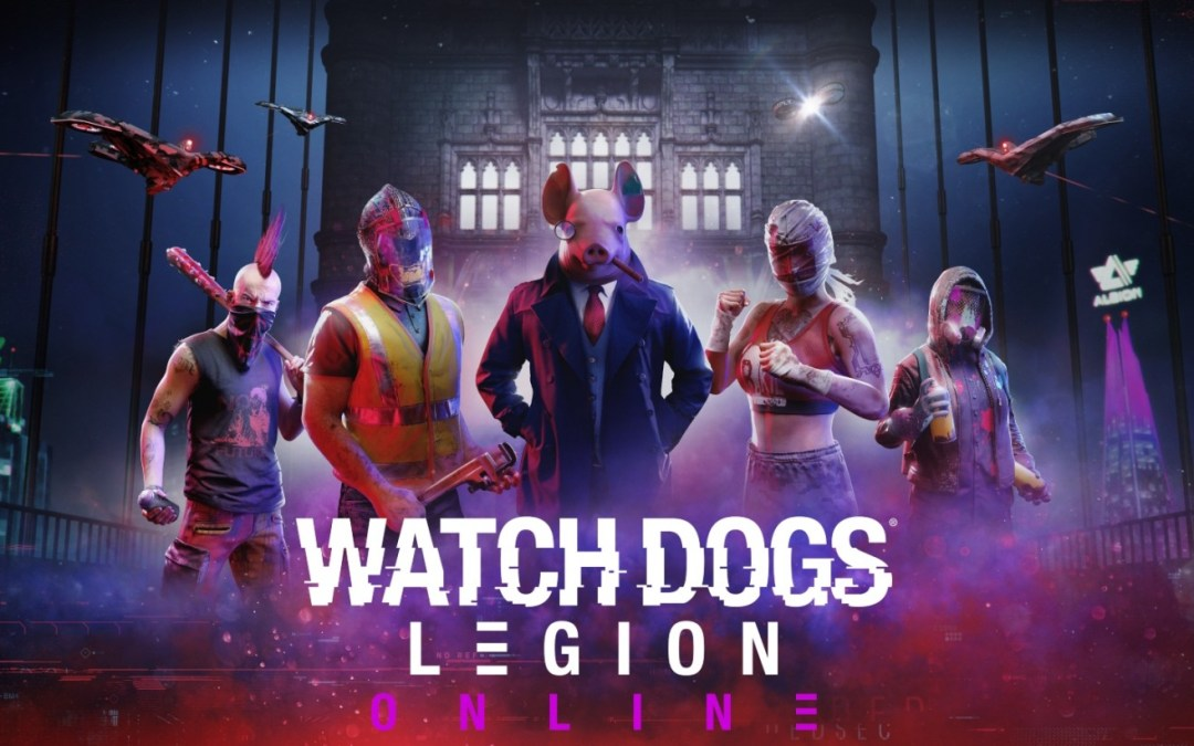 Watch Dogs: Legion's Online Mode is Now Available