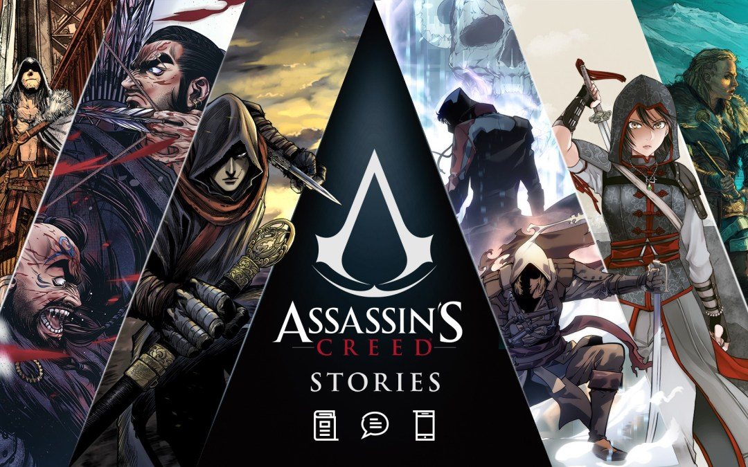 Discover the New Stories Coming to the Assassin's Creed Universe