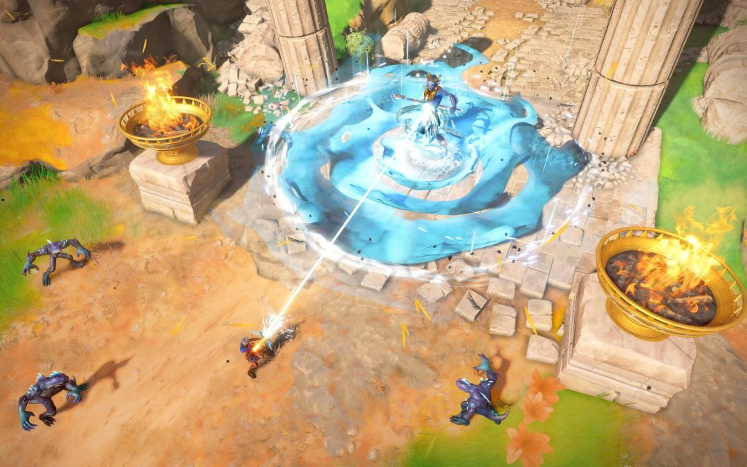 Immortals Fenyx Rising – The Lost Gods DLC, Available Now