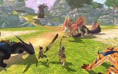 Monster Hunter Stories 2: Wings of Ruin Releasing on July 9