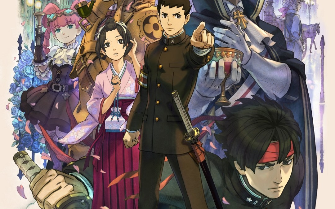The Great Ace Attorney Chronicles is Getting an English Release