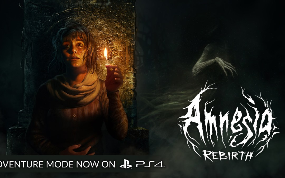 Amnesia: Rebirth for PS4 and PS5 gets Adventure Mode