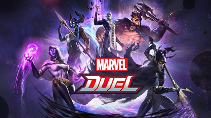 The Black Order Invades Marvel Duel with 15 New Cards!