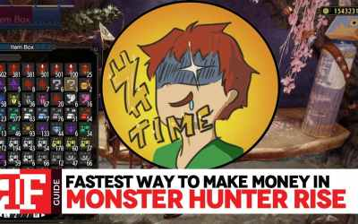 Monster Hunter Rise: Fastest Way to Get More Zenny