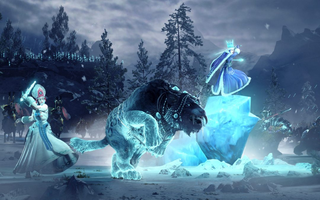 Enter the World of Kislev in Total War: Warhammer III