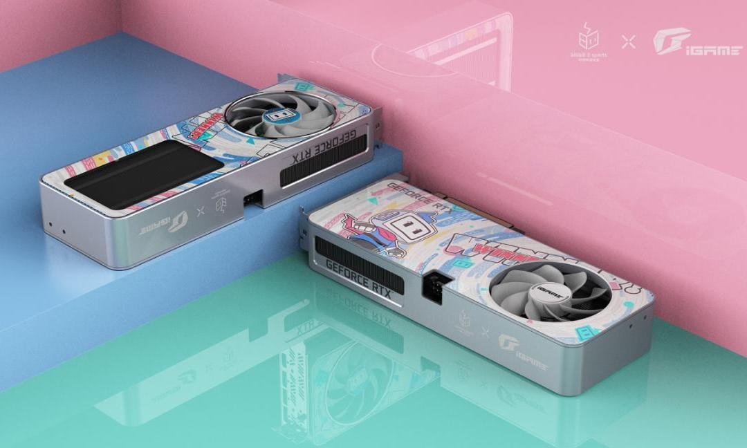 COLORFUL Launches iGame GeForce RTX 3060 bilibili E-sports Limited Edition Graphics Card