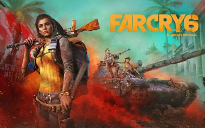 The Guerrilla Revolution Ignites In Far Cry 6, Releasing This October