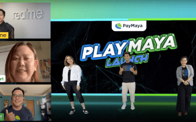 PayMaya launches new all-in-one gaming experience with PlayMaya