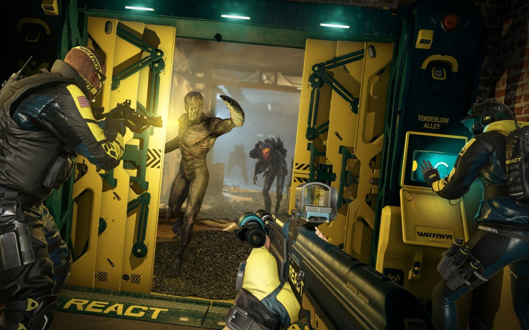 Tom Clancy's Rainbow Six Extraction Launches on September