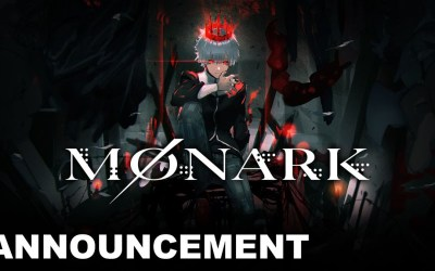 New RPG Title MONARK is coming early 2022