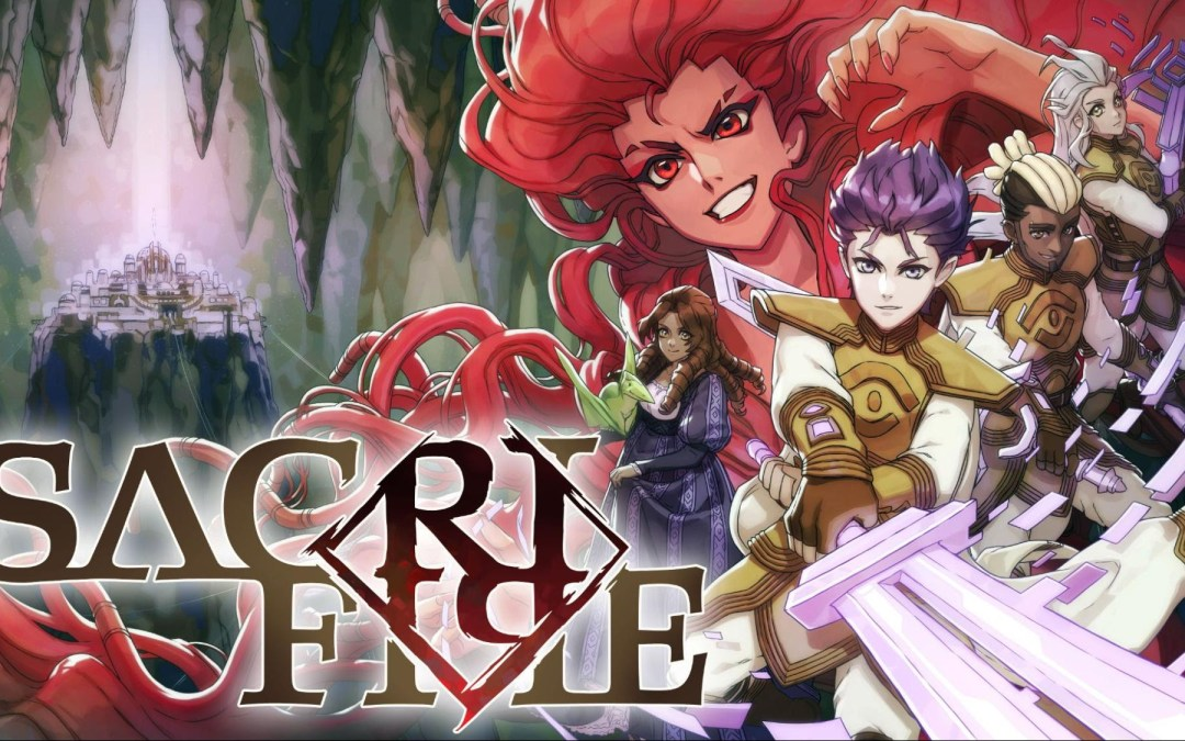 SacriFire is a game inspired by jRPGs of the 90s