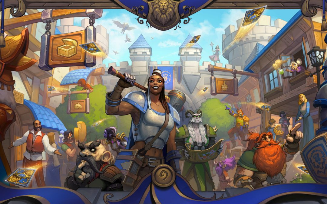 Hearthstone Announces Next Expansion, United in Stormwind
