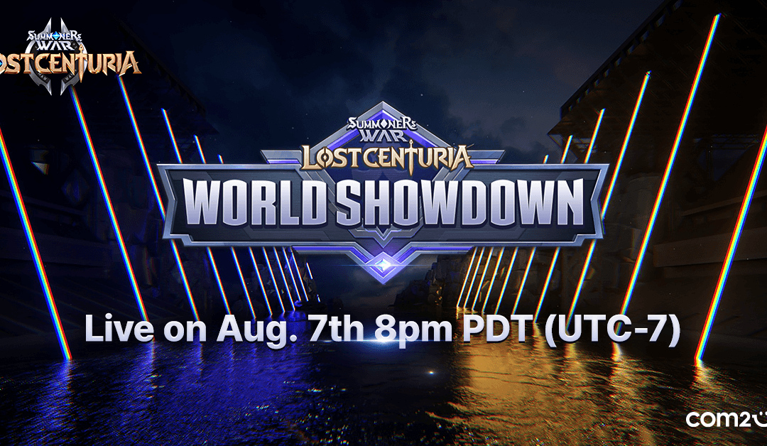 Finalists for the Summoners Wars World Showdown Confirmed