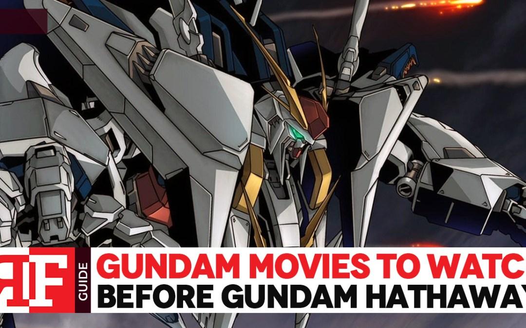 Gundam movies to watch before Gundam Hathaway