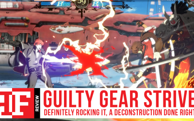 Guilty Gear Strive Review: Definitely Rocking It