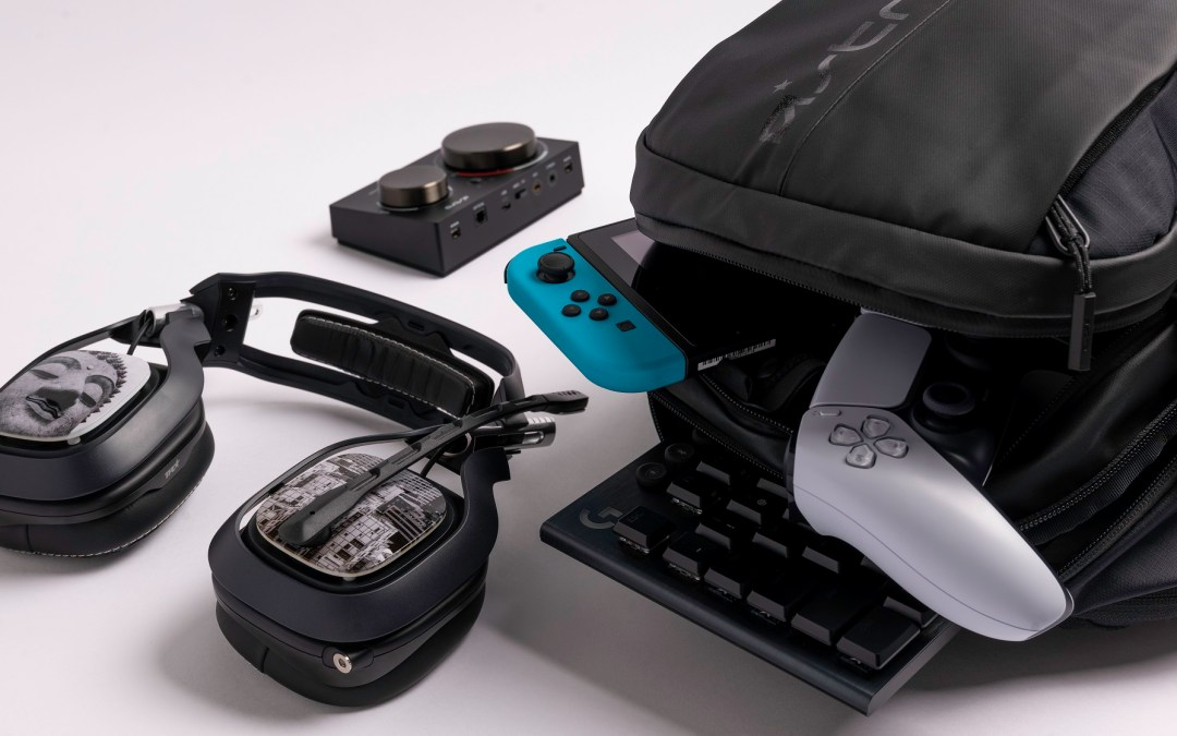 Astro Gaming Partners With Timbuk2 to Release Designer Bags for Gamers