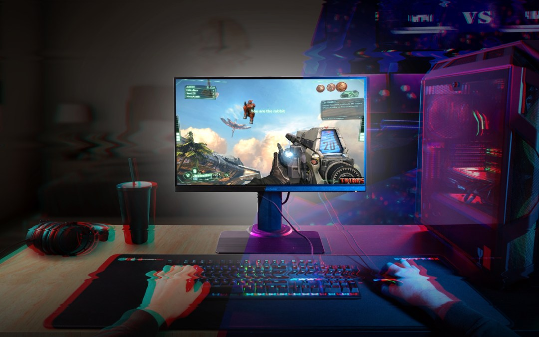 ViewSonic XG2431 Gaming Monitor Unleashes Pro-Level Experience