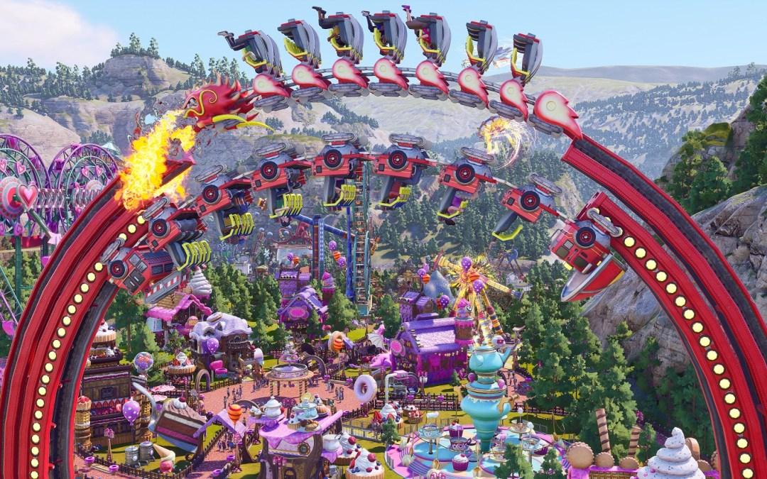 Bandai Namco Entertainment Reveals Park Beyond