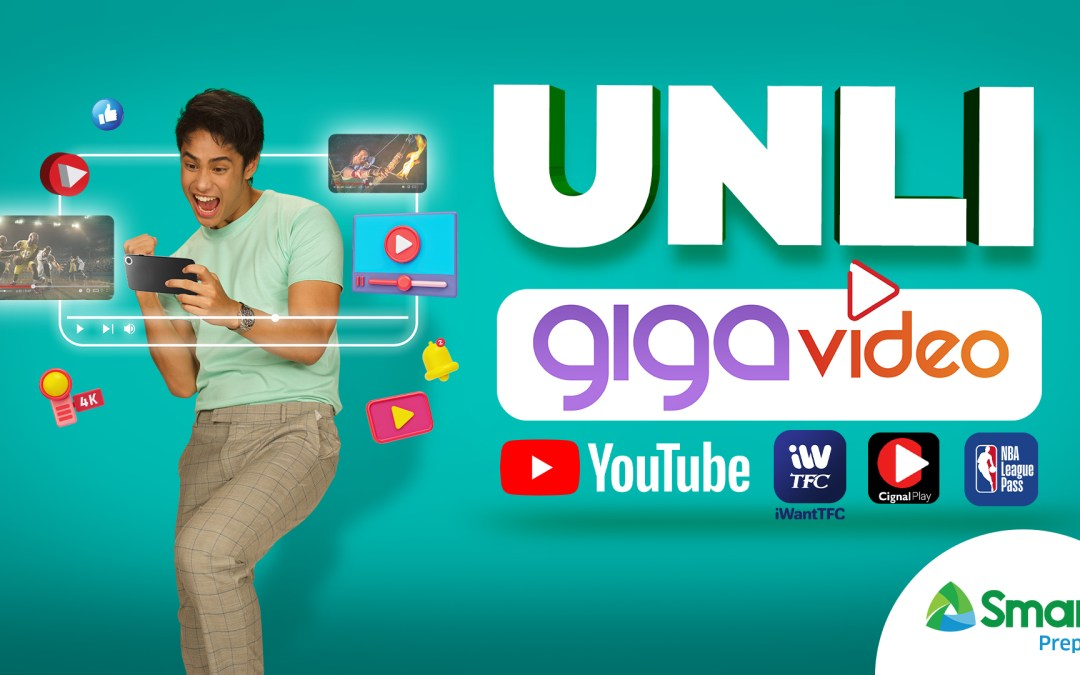 Smart unveils UNLI GIGA with unlimited access to social media, video apps for only P149