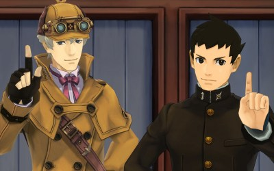 You are Summoned back to the Courtroom as The Great Ace Attorney Chronicles is Now Available