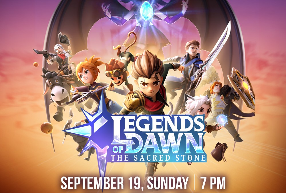 Mobile Legends Animated Series Airs on Kapamilya Channel