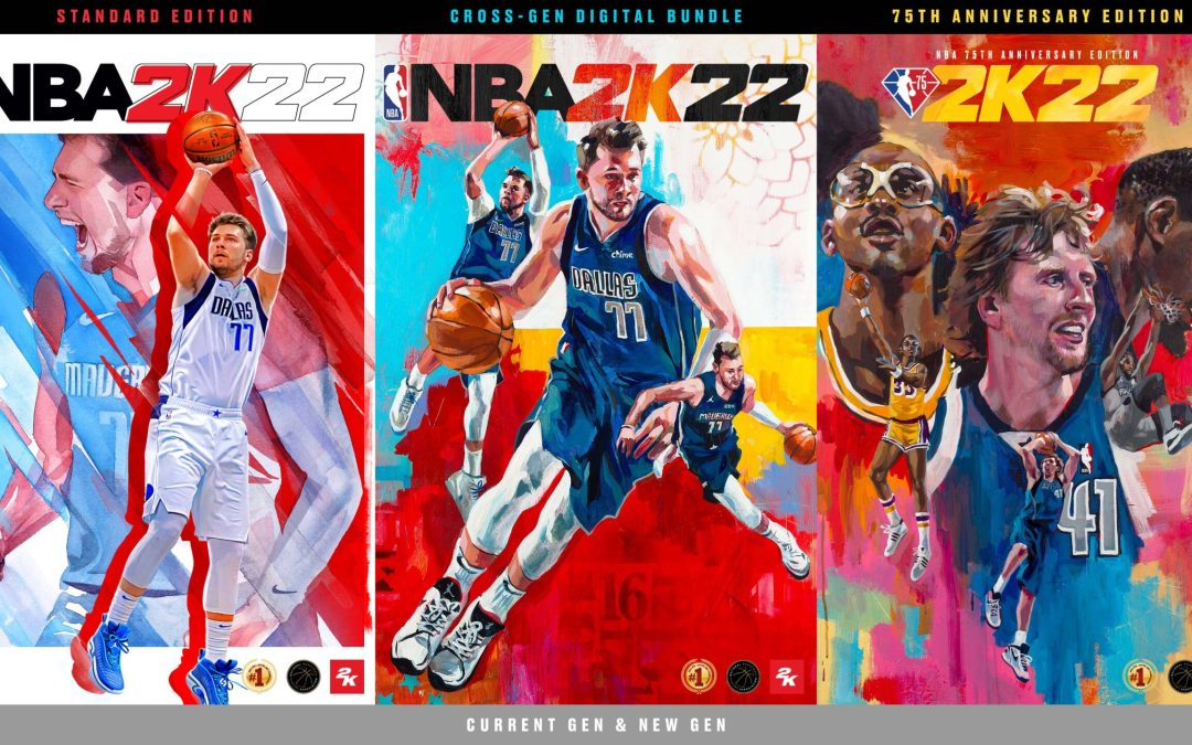 NBA 2K22 is Now Available in the Philippines