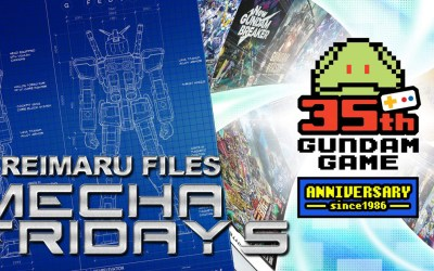 Mecha Fridays: Our Favorite Gundam Games